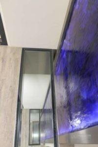 "Wasserwand ""Aqualon Monumentum Conexio"""